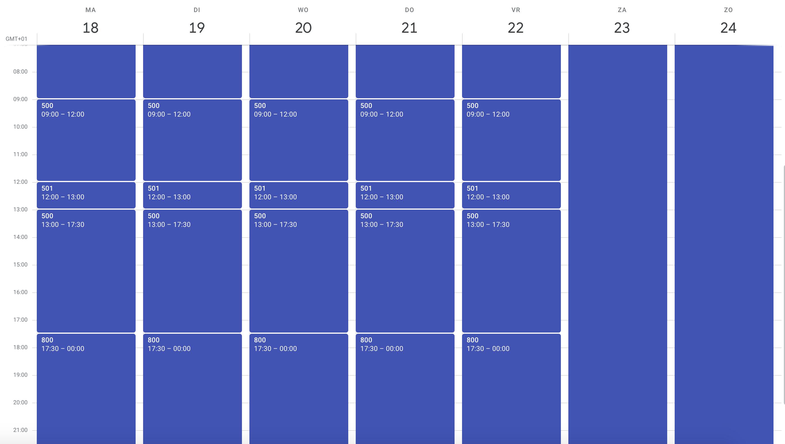 Gemakkelijk je telefonie beheren via je Google of Office 365 agenda